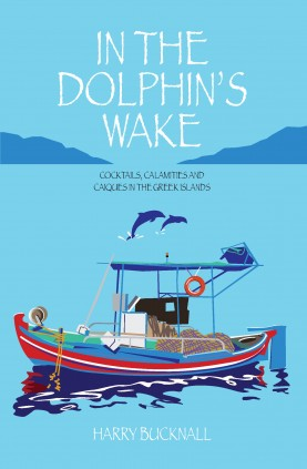 In the Dolphin's Wake COVER