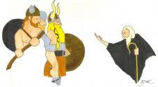 THE VIKINGS AT THE SLOHTRES