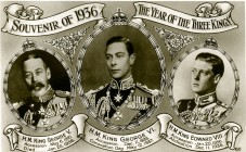 1936: The Year of 3 Kings